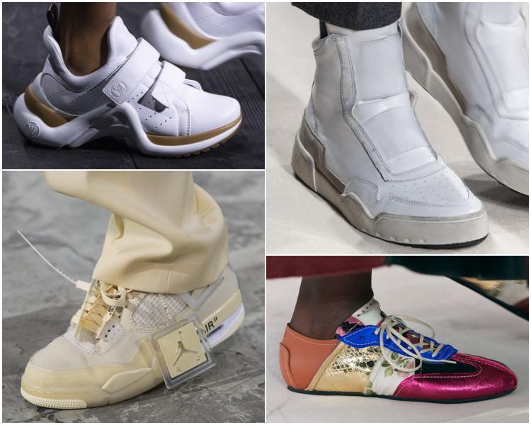 sneakers otoño-invierno 2020/2021