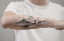 Chen-Jie-paint-tattoo-trends-watercolor-china-magazinehorse-