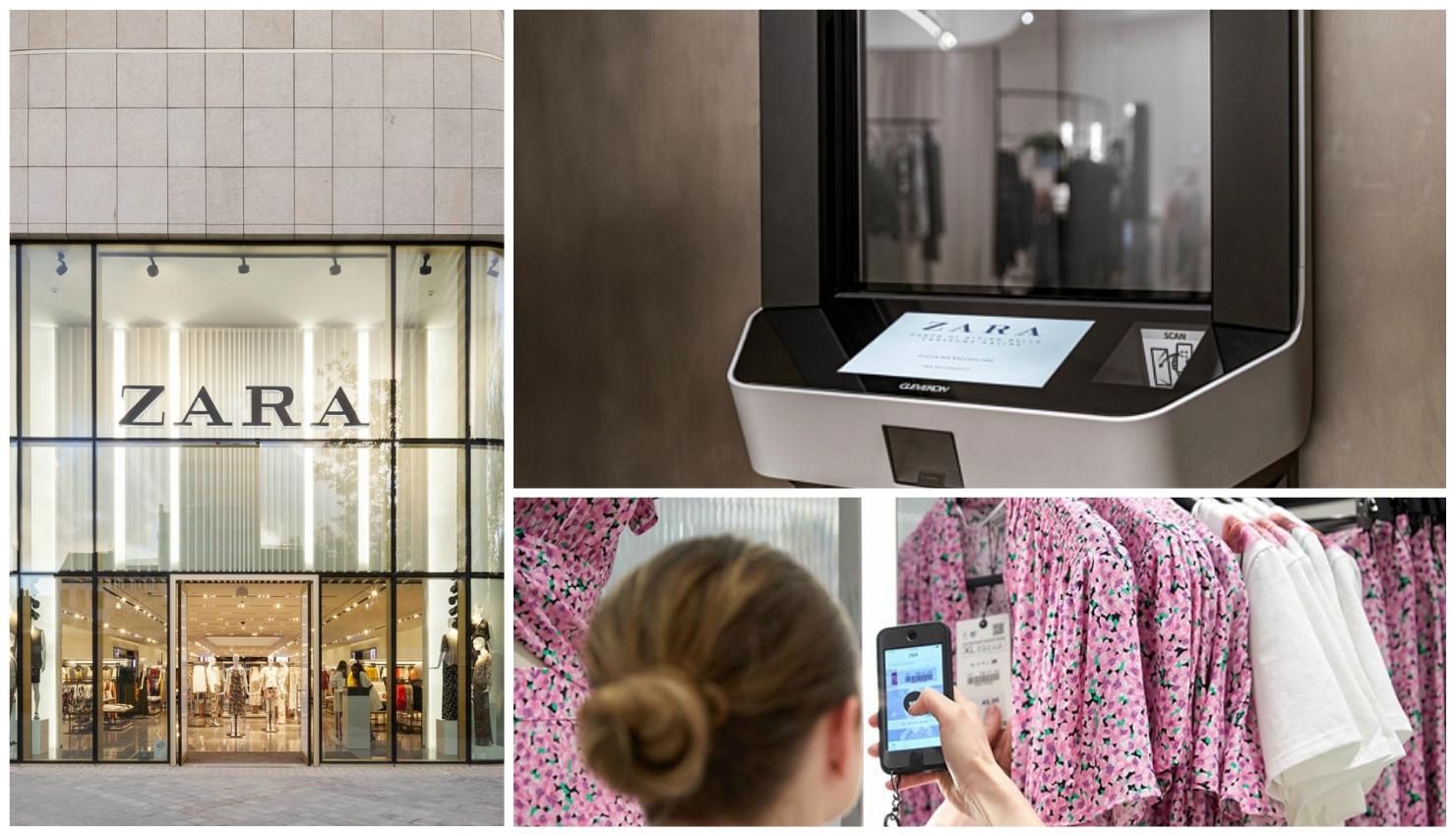 Plan innovación tienda Inditex
