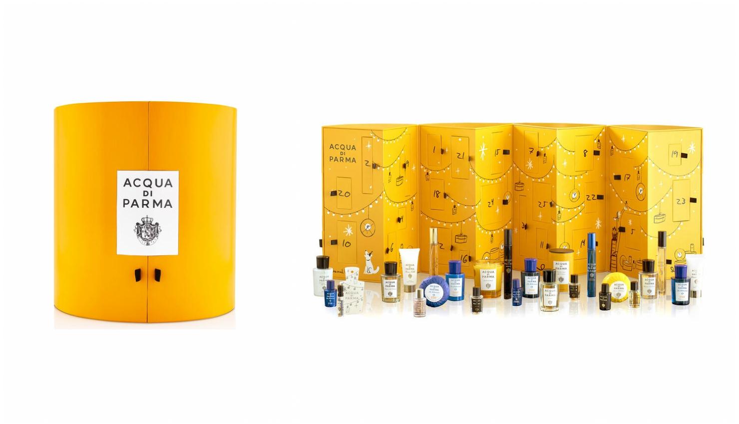 Calendario de adviento Acqua di Parma
