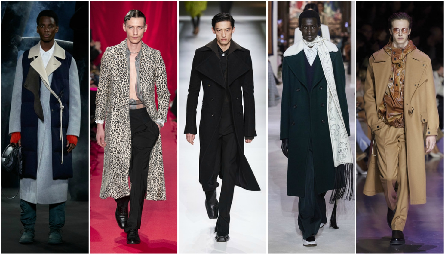 Discover the autumn trends in men's fashion 2020