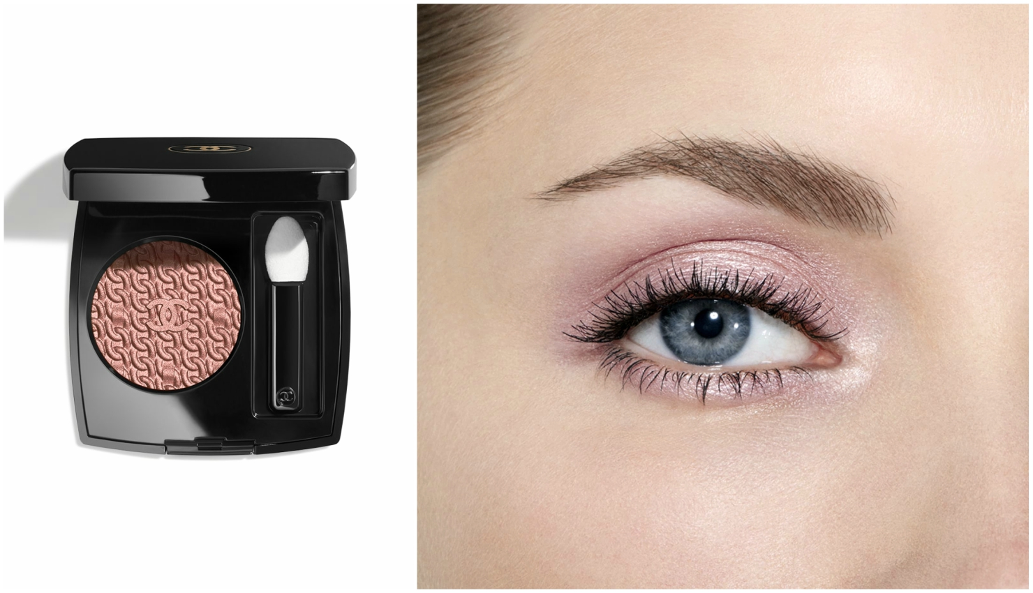 Sombra de ojos Chanel