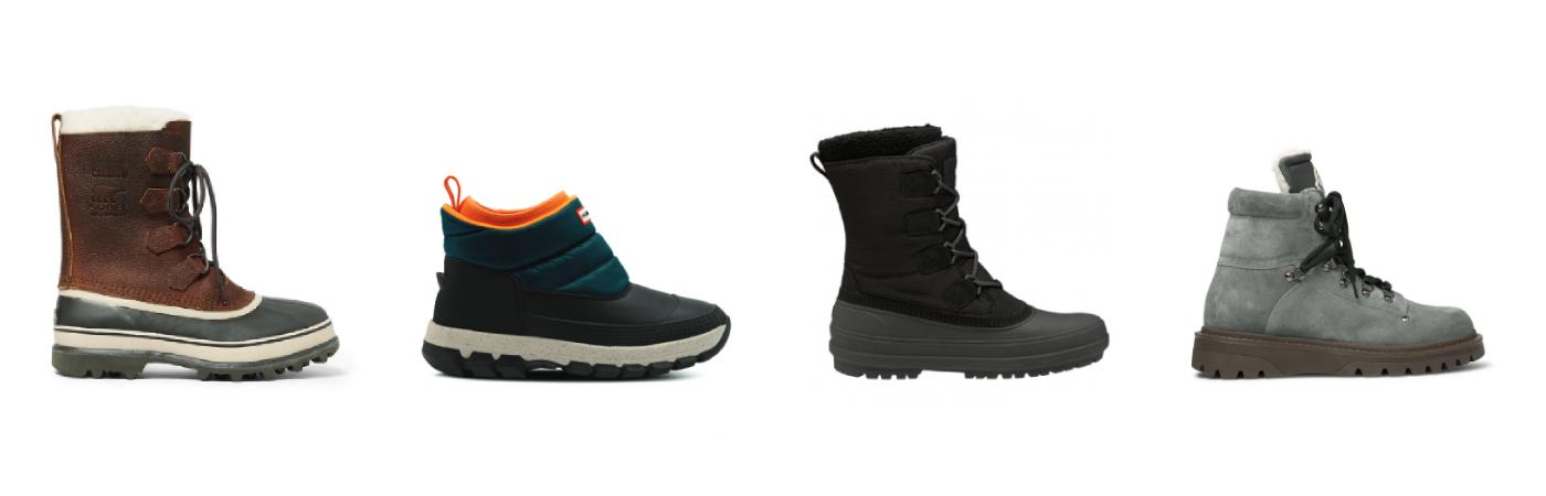 Après-ski men's boots