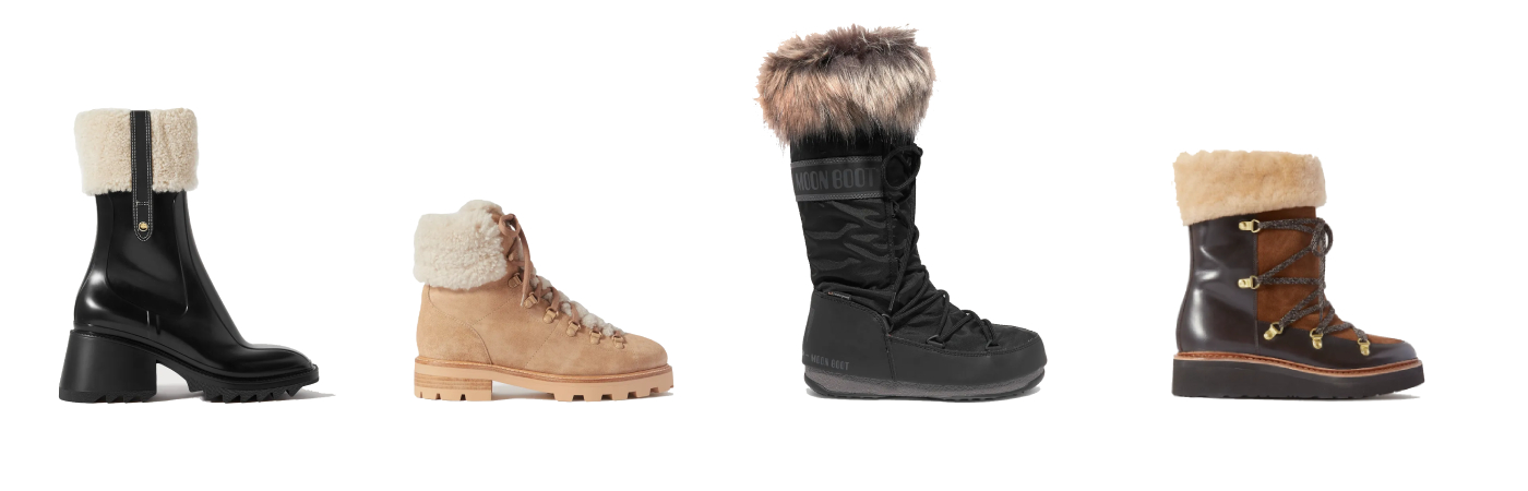 Après-ski botas mujer