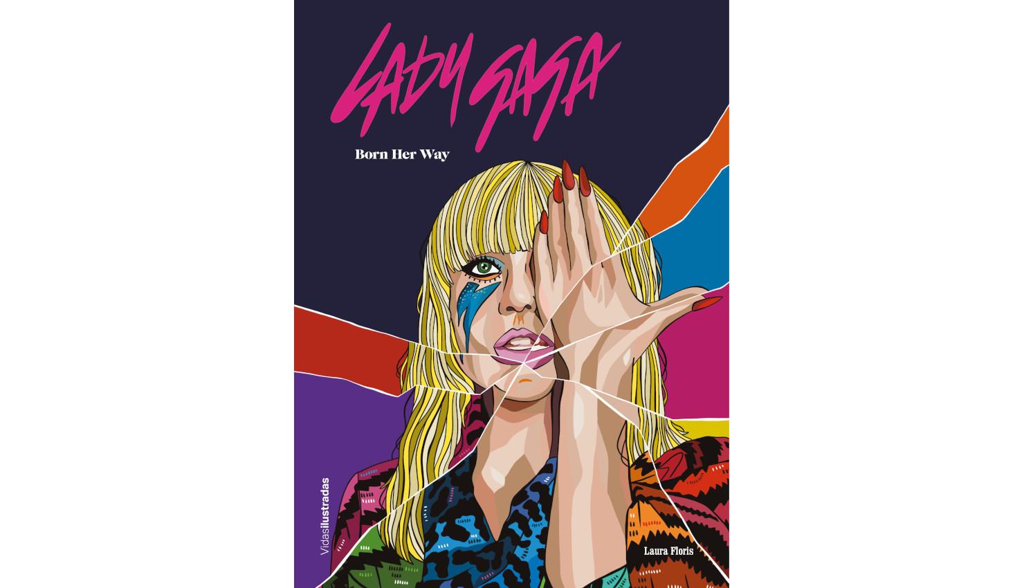 Ladygaga-magazinehorse