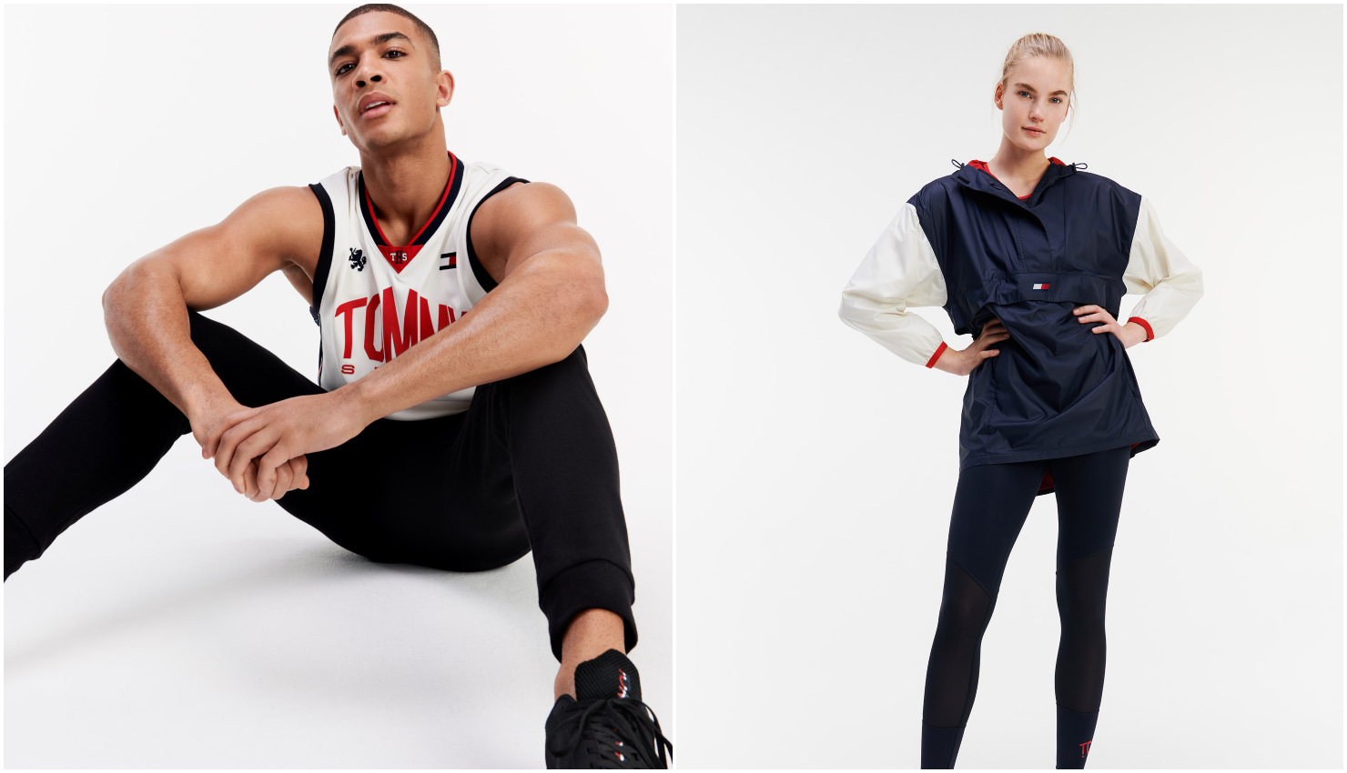 """Tommy Hilfiger colección """"Tommy Sport"""""""
