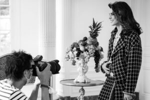 Carlota Casiraghi - Chanel - SS2021-Monaco- Magazine Horse