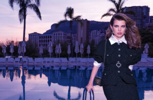Carlota Casiraghi - Chanel - SS2021 - Magazine Horse