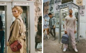 Coach-it-forward-jennifer-lopez- michael b jordan- luxury-magazinehorse