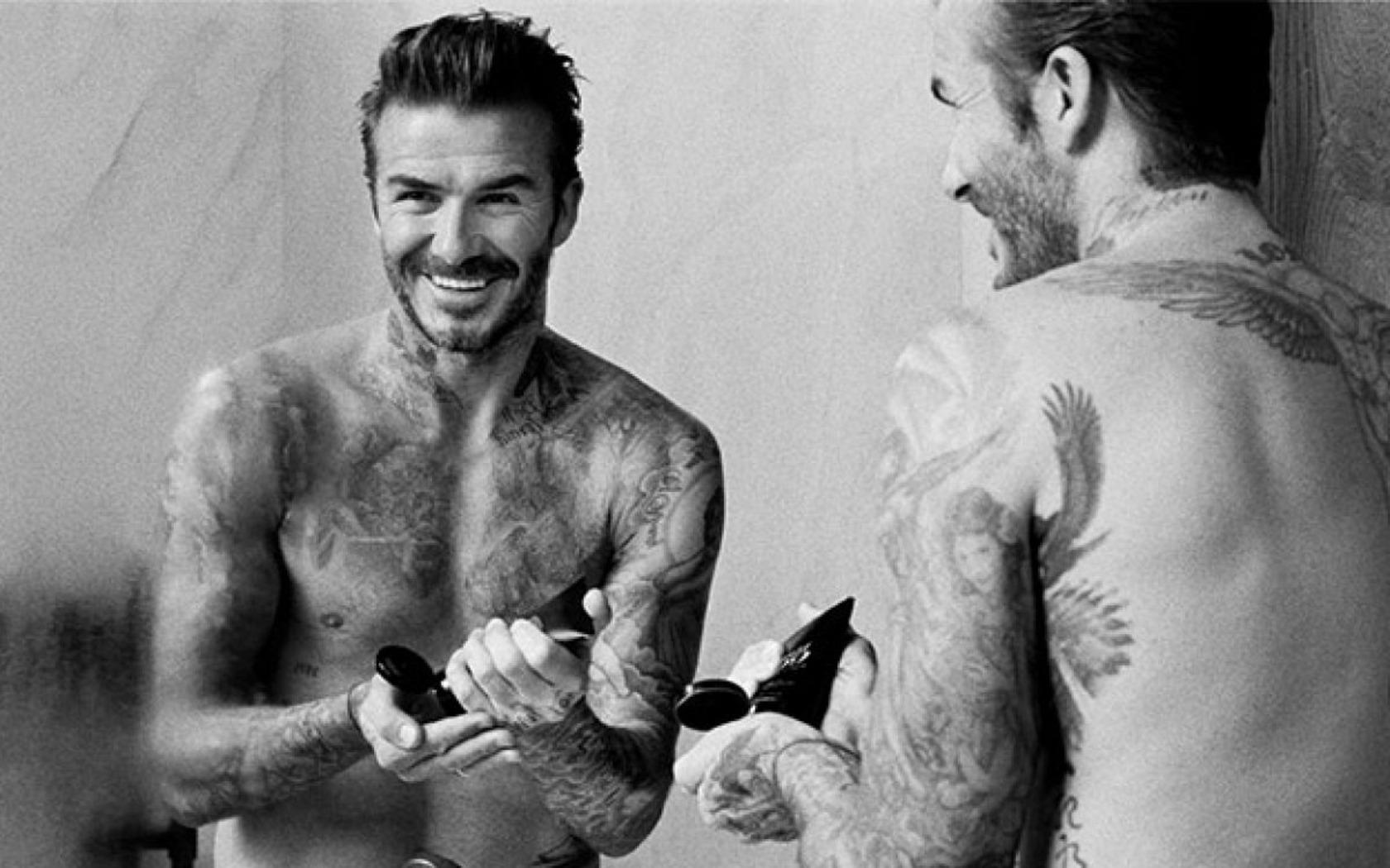 David Beckham - House 99 - Magazine Horse