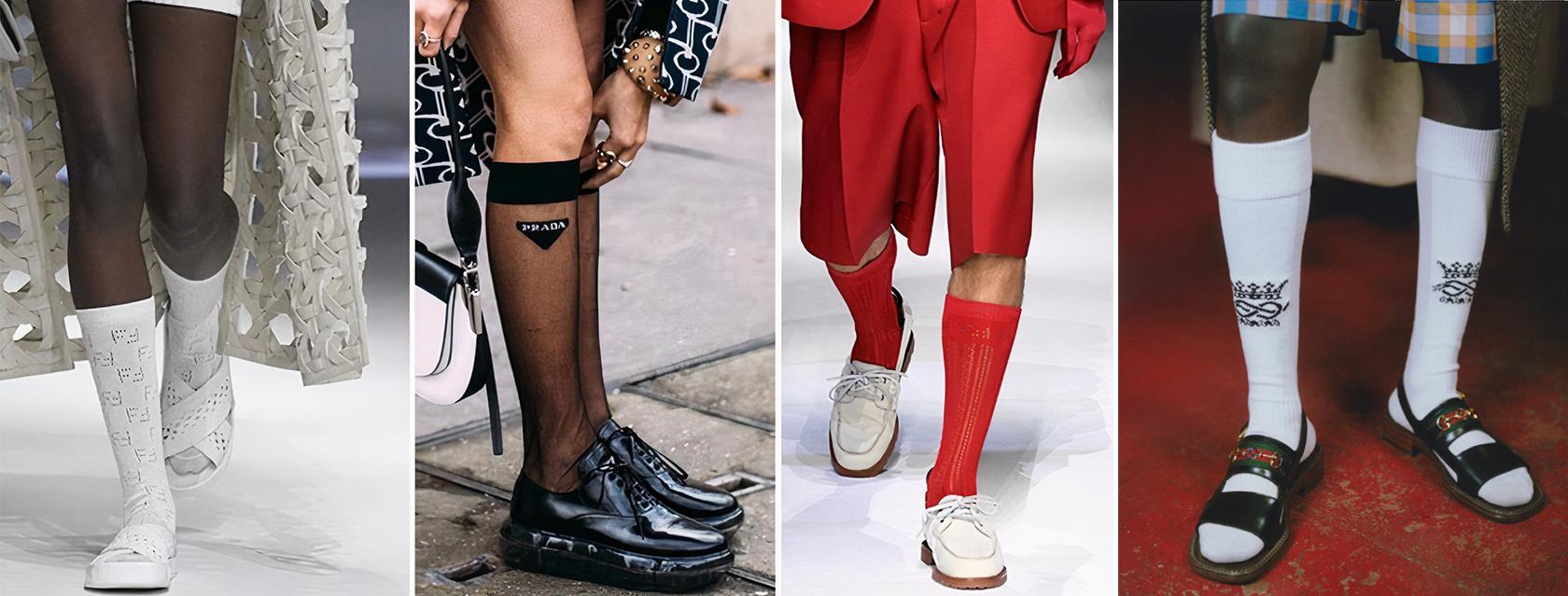 Sandalias-Calcetines-Celine-Prada-Gucci-MagazineHorse