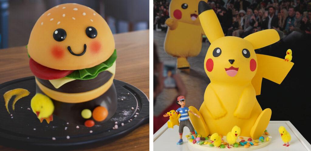 Mini-hamburguesa-pikachu-monas-pascua-cristian-Escriba-Magazine-Horse