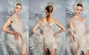 Natala Vodianova - Roots of Rebirth - Colección primavera verano - Magazine Horse