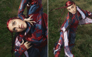 Stella McCartney - Adidas - Lourdes Leon - SS21 - Magazine Horse