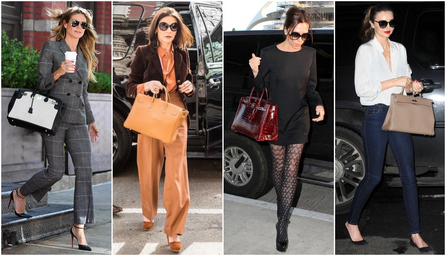 Fashion Icons Birkin Hermes