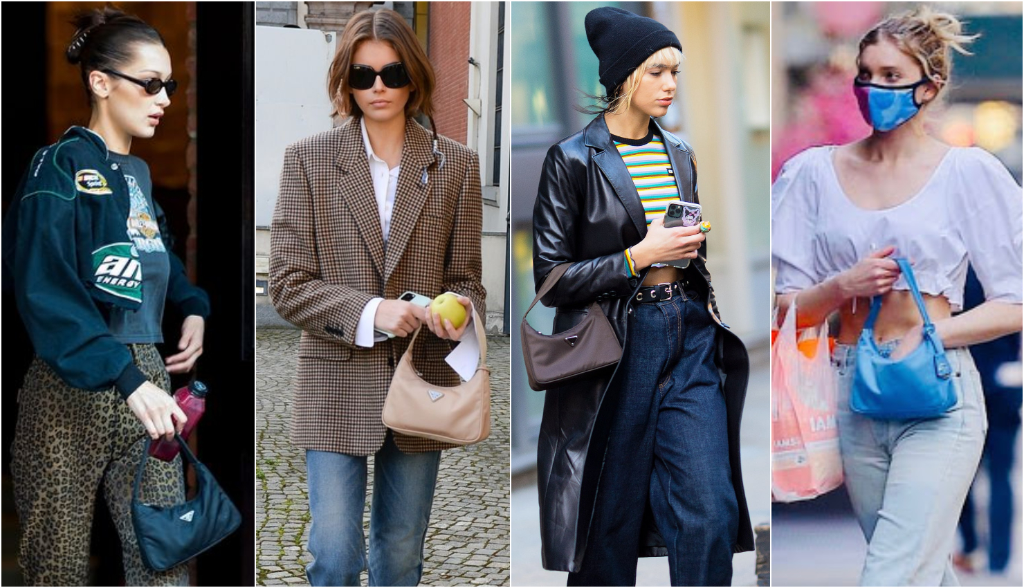 Fashion Icons Prada Nylon