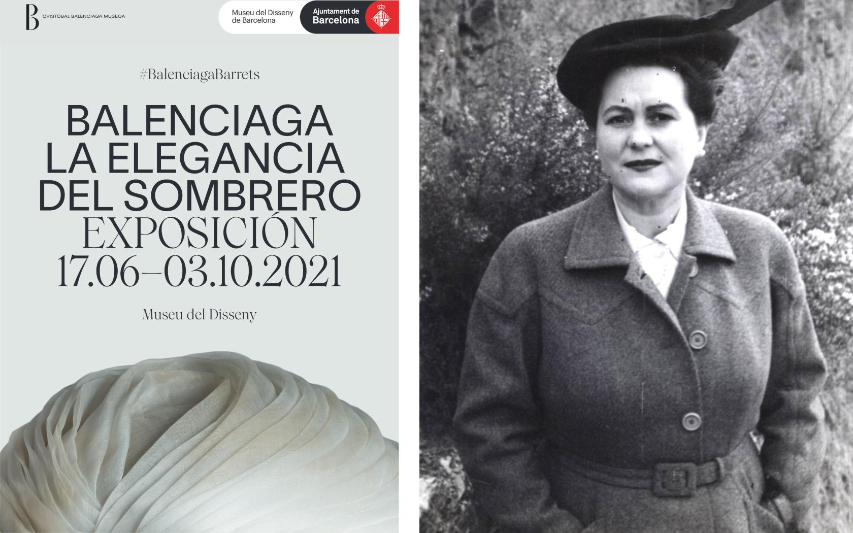 Balenciaga-La elegancia del sombrero-Magazine Horse. Recomendaciones arte y diseño