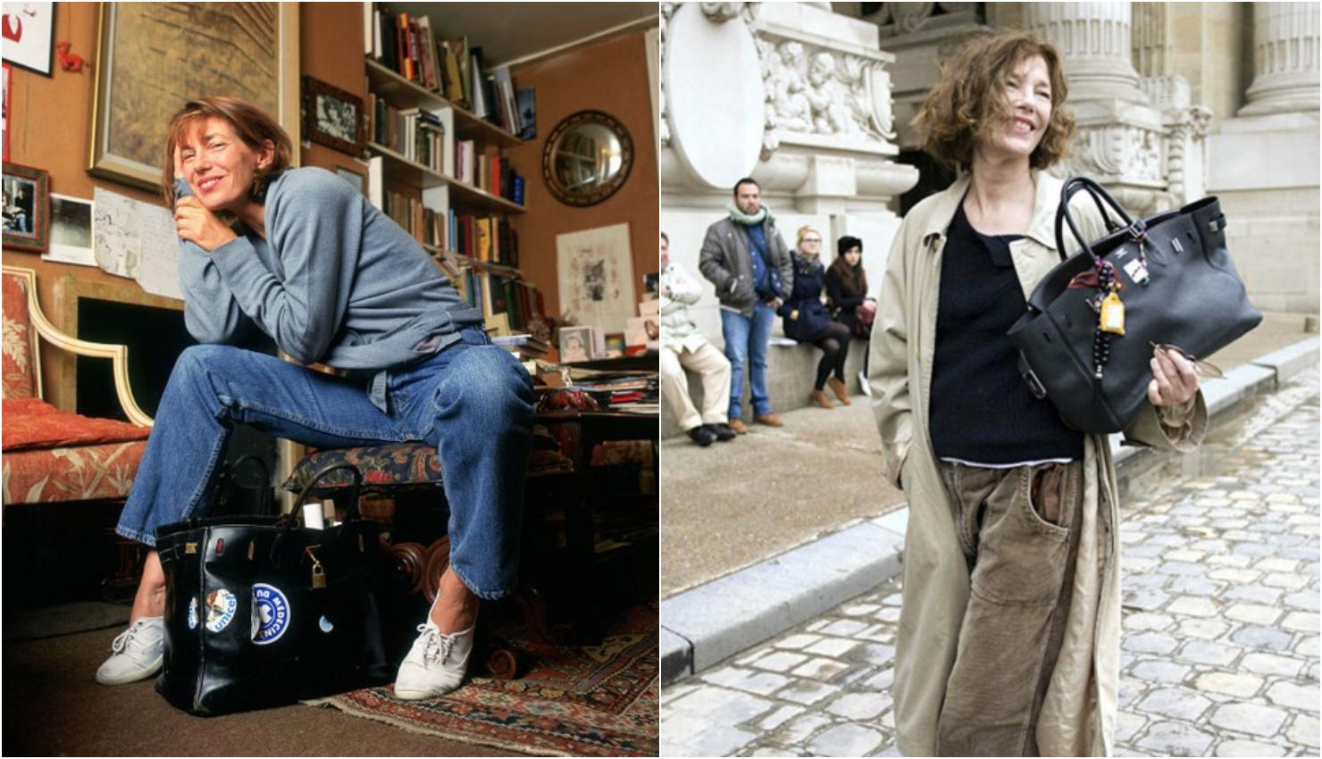 Complementos icónicos Birkin Hermès