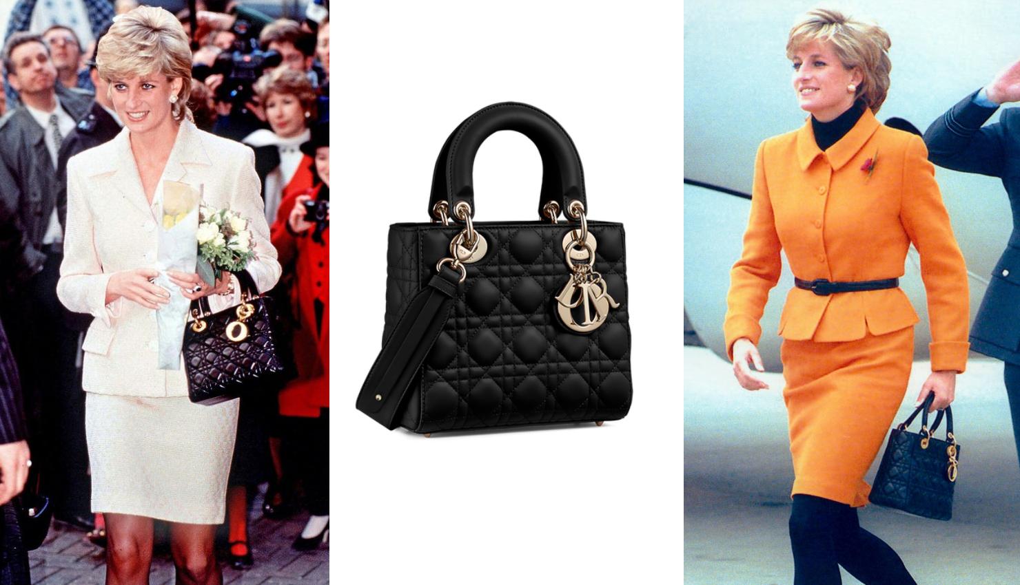 Complementos icónicos Lady Dior