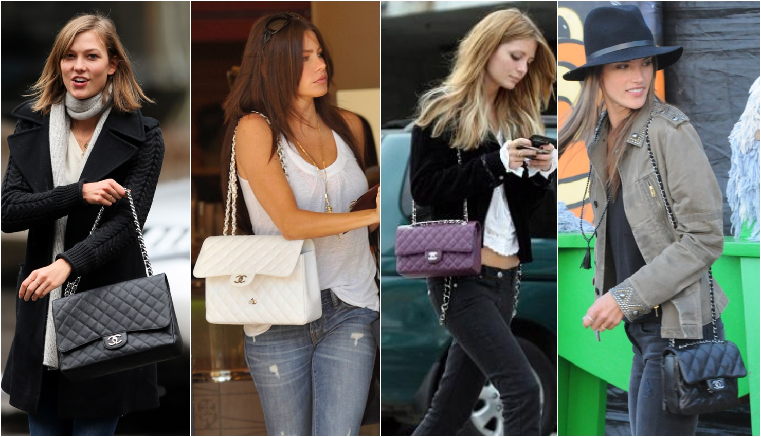 Complementos icónicos Chanel