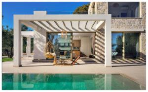 Villa en Grecia de Marriott.