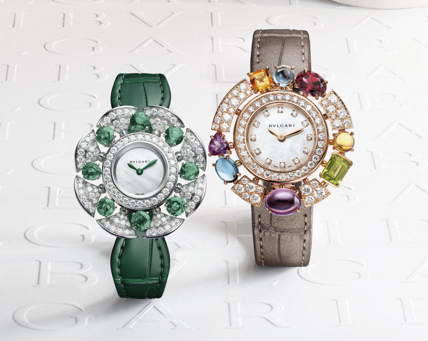 Novedades alta relojería para mujer
