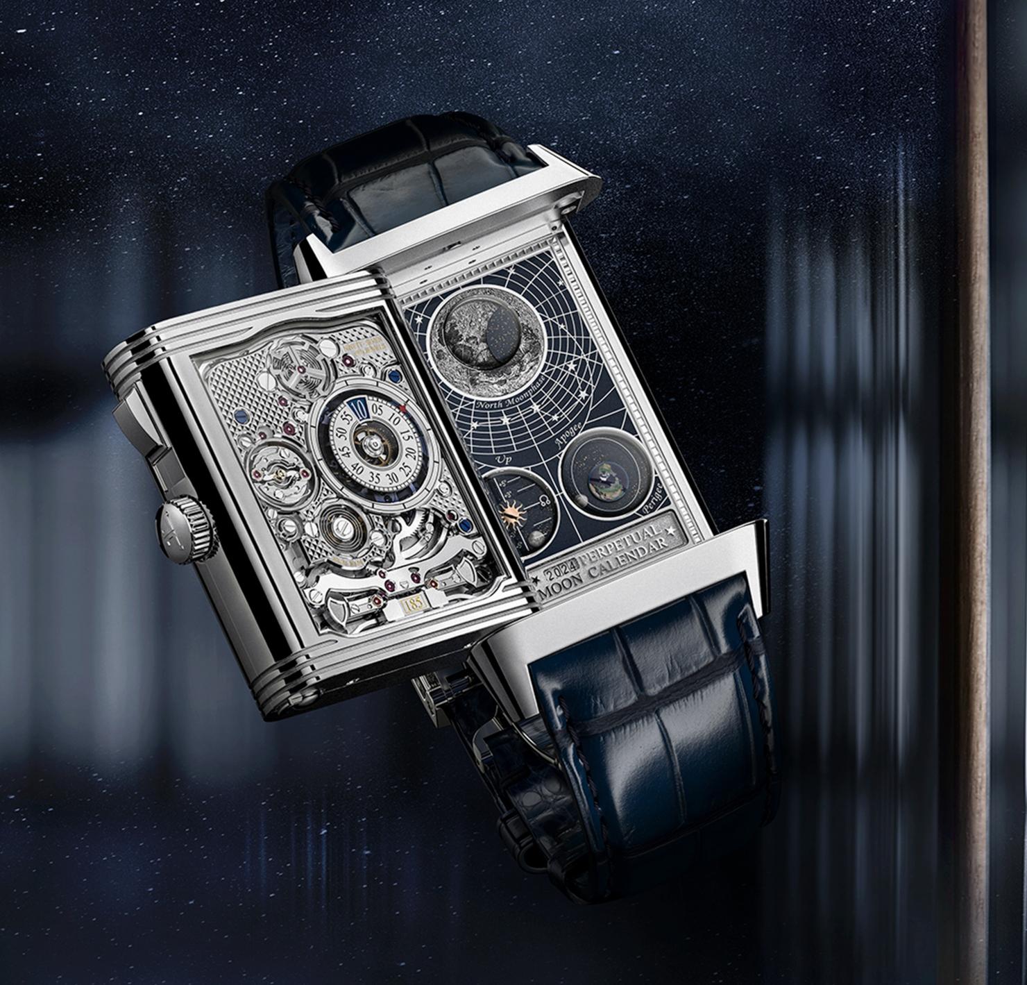 Novedades Alta Relojería Hombres Jaeger LeCoultre