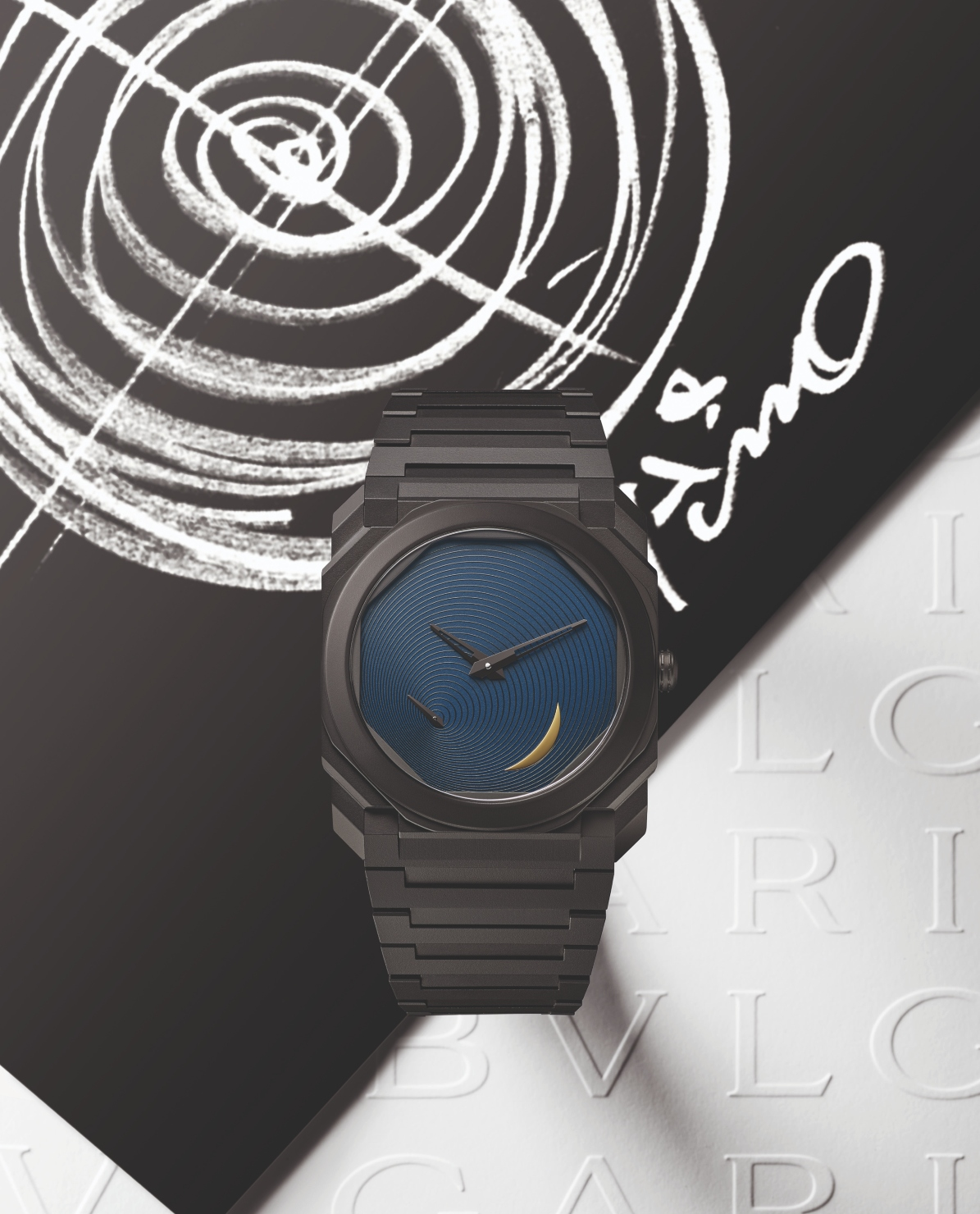 Novedades Alta Relojería Hombre Bulgari