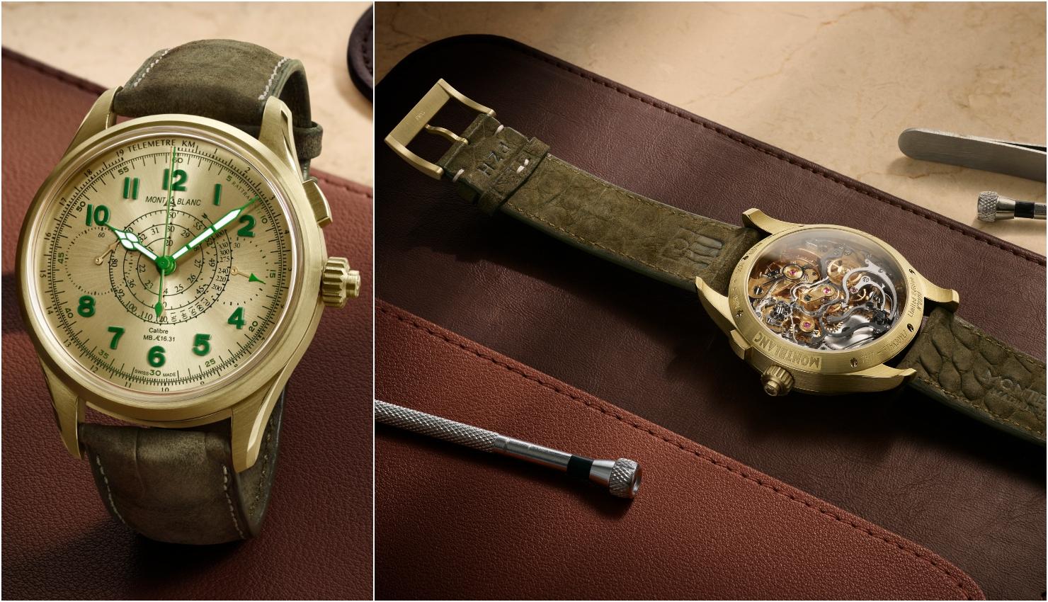Novedades Relojes Hombres Montblanc