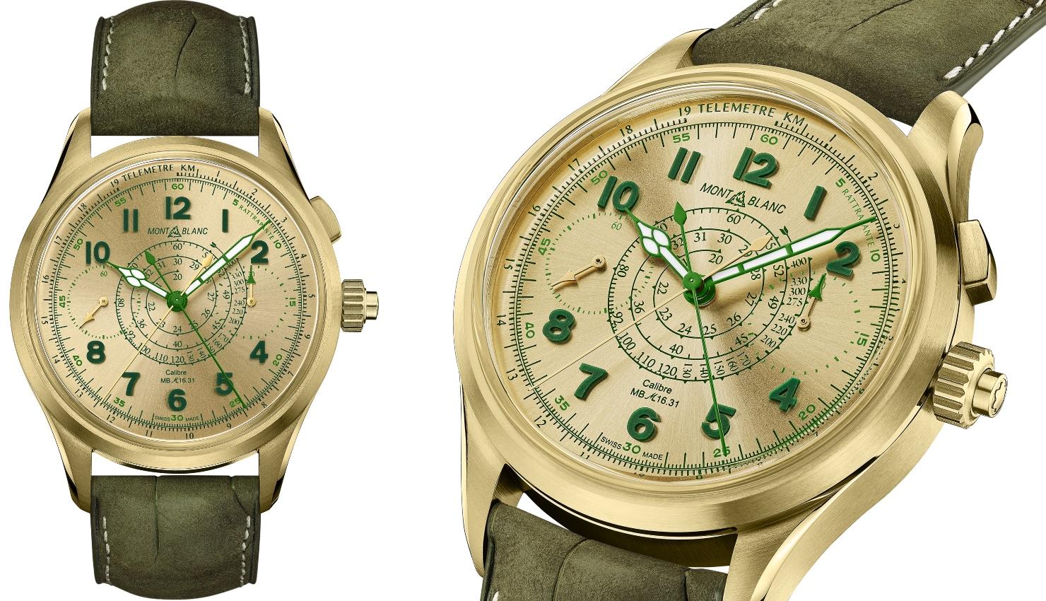 Novedades Alta Relojería Hombres Montblanc