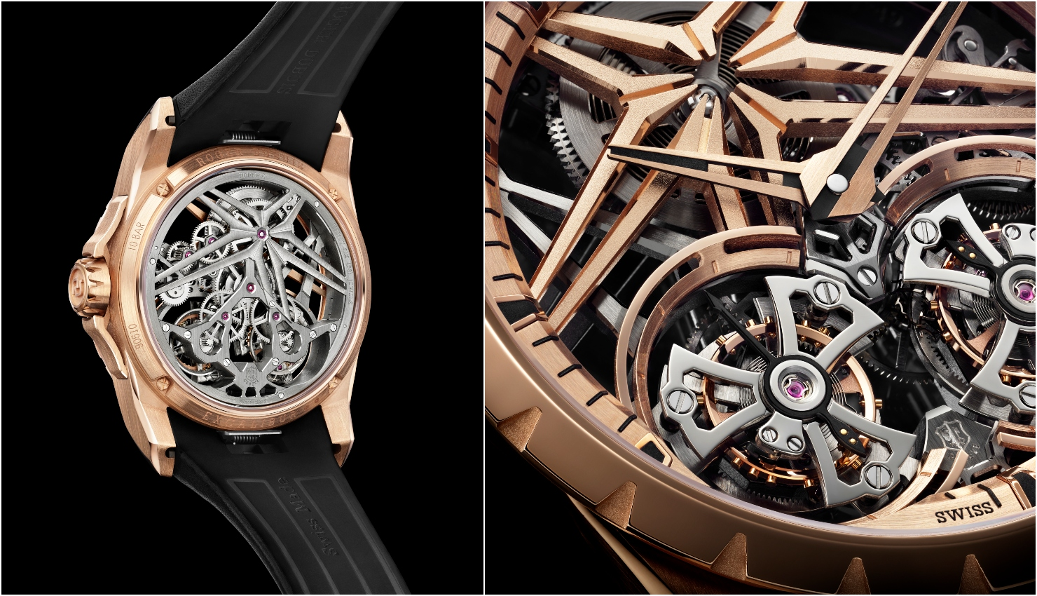 Novedades Relojes Hombres Roger Dubuis Excalibur