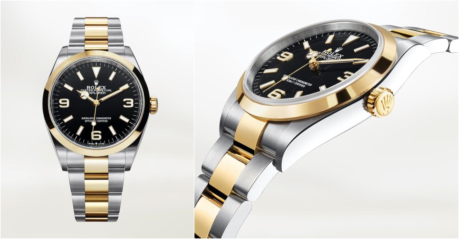 Novedades Alta Relojería Rolex Oyster