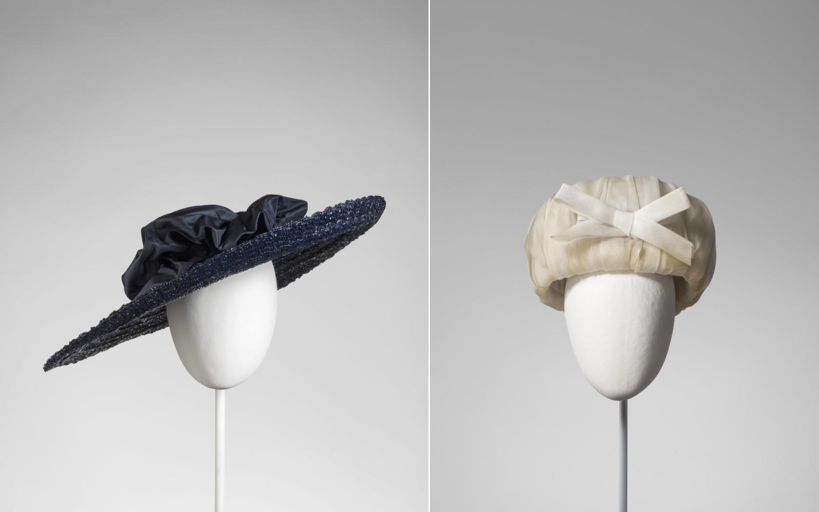 sombreros-Balenciaga-Magazine Horse. Recomendaciones arte y diseño