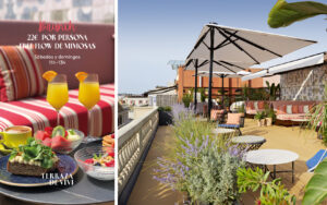 Brunch on the terrace-Terraza de Vivi - Magazine Horse