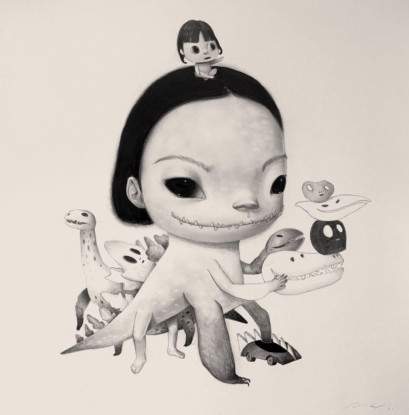 La galeria PADRE Gallery-Roby_Dwi-Antono