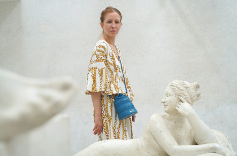Lidia Muro-bolsos Riviera-bolsos plegables-Magazine Horse