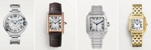 Relojes de Cartier