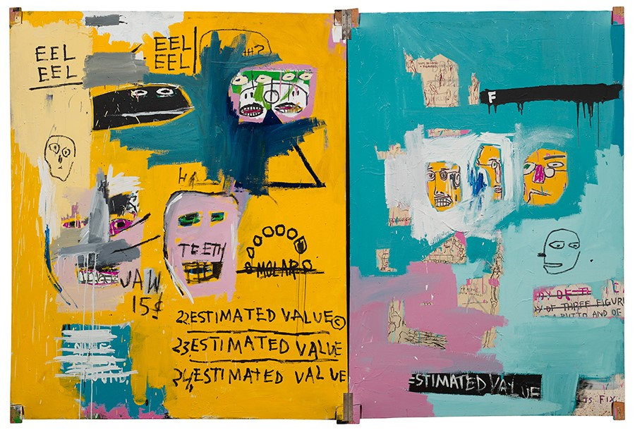 basquiat-multimillonario-retorno-Art-Basel-2021-Basquiat-magazinehorse-5