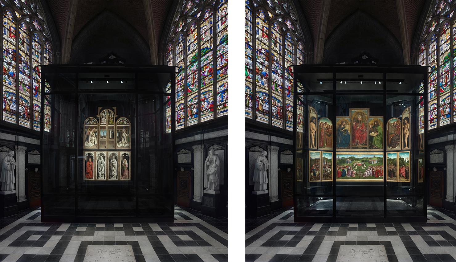 arte-septiembre-Highlights-Van-Eyck-exposición-magazinehorse