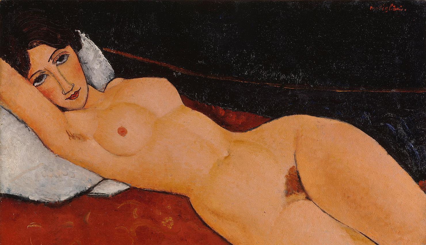 arte-septiembre-Highlights-amedeo-modigliani-magazinehorse